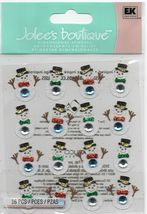 Christmas Stickers, You Choose! image 3