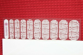 Jamberry (New) 1/2 Sheet Between The Lines - $8.70