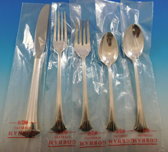 Newport Scroll by Gorham Sterling Silver Flatware Service 12 Set 64 piec... - $4,135.50