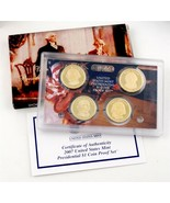 2007 2008 2009 2010 Presidential Dollar Proof Sets Original Mint Packgin... - $44.95