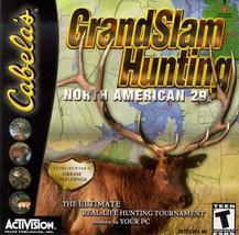 Cabela's Grand Slam (Jewel Case) - PC [Windows 98] - $6.50