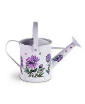 Vera Bradley Decorative Metal Watering Can Lavender Meadow NEW FS! Hard ... - $30.00