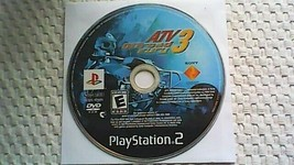ATV Offroad Fury 3 (Sony PlayStation 2, 2004) - $4.45
