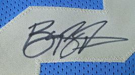 BARRY SANDERS / NFL HALL OF FAME / AUTOGRAPHED DETROIT LIONS CUSTOM JERSEY / COA image 4