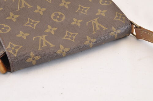 LOUIS VUITTON Monogram Musette Salsa Long Strap Shoulder Bag M51387 sa1711