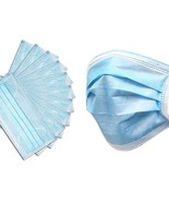 Surgical Masks 3 Ply Non-Woven Ear Loops Pack of 20 - $29.99