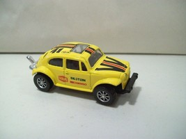 Maisto Volkswagen Vw Off Road Bilstein Baja Bug DIE-CAST Car 1/64 Scale Yellow - $10.73