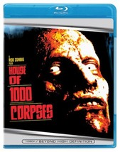An item in the DVDs & Movies category: House of 1000 Corpses (Blu-ray)