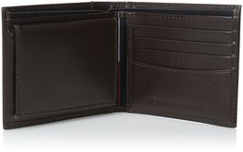 Tommy Hilfiger Men's Premium Leather Credit Card ID Wallet Passcase 31TL22X063 image 10