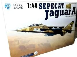 Kitty Hawk 80104 1/48 Sepedcat Jaguar A  Assembly model New USA SHIP - $92.75