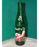 Vintage Hillbilly Mountain Dew 10 OZ. Green Bottle 64 It'll Tickle Yore ... - $98.99
