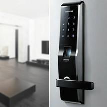 [Express] Samsung SHS-H700 Biometric Fingerprint Door Lock English Interface image 1