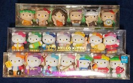 Hello Kitty Mini figure set HAND PUPPET Sanrio sale in Japan only Musica... - $130.00