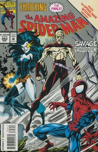 The Amazing Spider-Man #393 (Vol. 1) [Comic] [Jan 01, 1994] J.M. DeMatteis and M