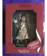 1774 Felicity American Girl Handcrafted Keepsake Ornament W/ Box Hallma... - $23.95