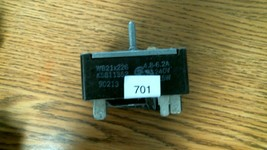 #701 GE Hotpoint Burner Element Switch WB21X226 KS811352 - FREE SHIPPING!! - $22.23