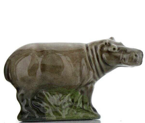 Wade Whimsies Miniature Figurine Whoppas Hippopotamus