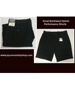 Great Northwest Performance Hybrid Shorts Sz 40 Dark Gray Plaid NWT - $16.99
