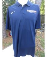 NWT men's Nike UCONN Basketball shirt  Women's BB powerhouse team $60 re... - $24.77
