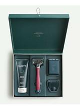 Harrys Razors x J Crew Burgundy Red Truman Razor Shave Gift Set NEW Shav... - $19.99