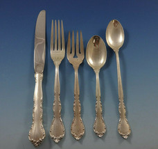 Mignonette by Lunt Sterling Silver Flatware Set For 8 Service 44 Pieces - $3,495.00