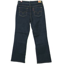 Levis 512 Perfectly Slimming Womens Jeans Boot Cut Size 12 Short X 29 St... - $34.60