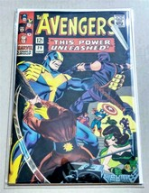 The Avengers #29 Silver Age Collectible Comic Book 1966 Marvel Comics! - $46.39