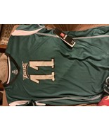 NFL Philadelphia Eagles Girls' Wentz Carson Short Sleeve Poly Top XL - $10.75