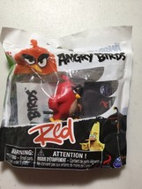 Angry Birds Red Collectible Action Figure- New In Sealed Package - Mad Red! - $5.34