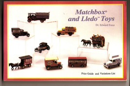 1988 Matchbox And Lledo Toys - Edward Force - Price Guide And Variation List - $7.13