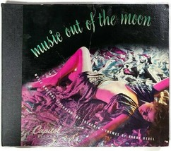 1947 Theremin Eerie 78 Record Set Music Out Of The Moon - £23.58 GBP