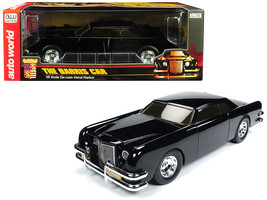 The Barris Car Black Sparkle 1/18 Diecast Model Car by Autoworld - $132.98