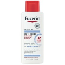 Eucerin Itch Relief Intensive Skin Calming Lotion - 8.4 oz + - $21.77