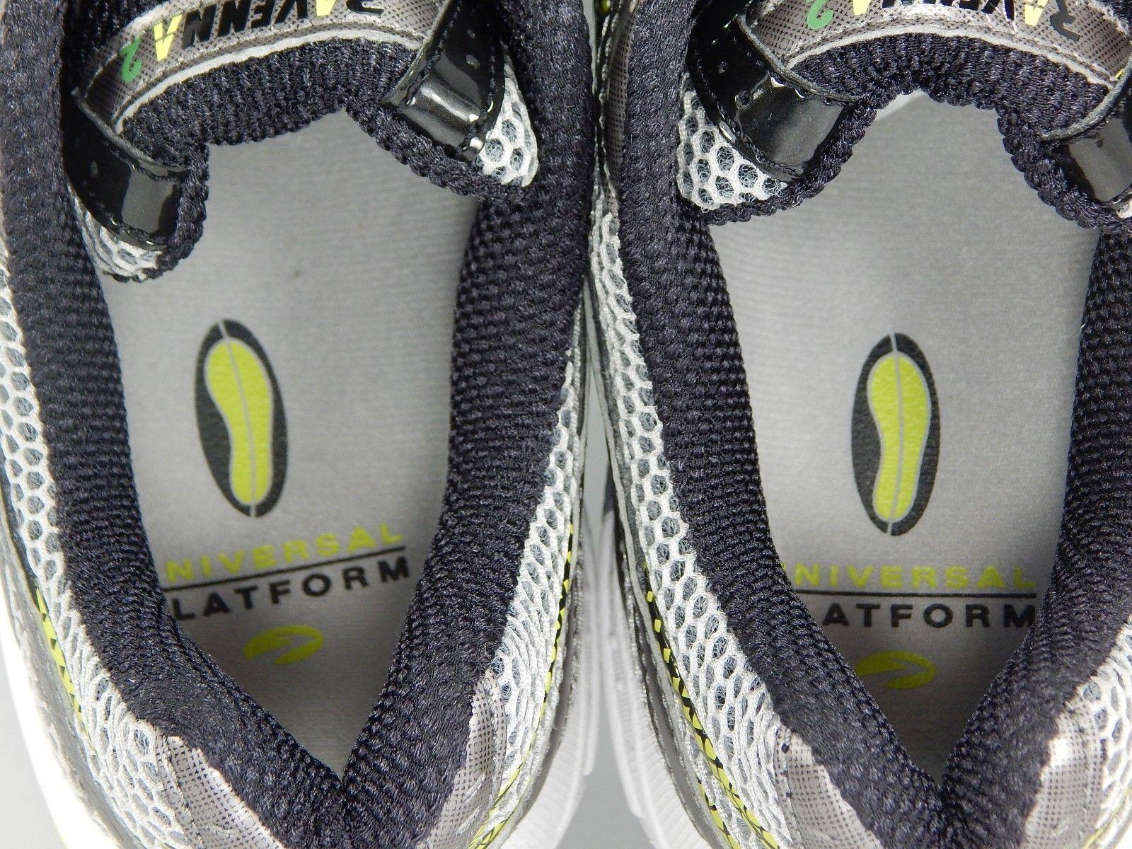 Brooks Ravenna 2 Size US 9.5 M (D) EU 43 Men's Running Shoes Gray 1100891D315