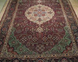 Compex Design Original Red Traditional Persian Wool Handmade Rug 10x16 Rug image 9