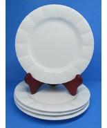 "Lauren Ralph Lauren Spring Lace 7 1/2"" Dessert Plates Set Of 4 Plates EUC - $77.42"