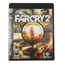 PS3 Far Cry 2 Video Game (Complete, 2008) - $14.50