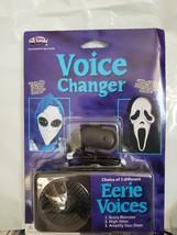 Fun World Voice Changer 2018 Edition Eerie Voices Three Voices - €17,51 EUR