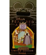 Sleeping Beauty  50th Anniversary  Artist Collection Authentic Diz  pin ... - $55.00
