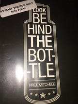 Paul Mitchell Look Behind The Bottle Dvd Rare Vintage Collectible - $24.15