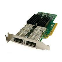 HP InfiniBand Dual Port 544QSFP Network Adapter PCI Express 3.0 x8 2-Ports 64928 - $91.94