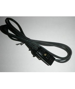 Power Cord for Superlectric Grill Waffle Maker Model 155 (2pin 6ft) Waffler - $15.67