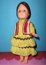 Vintage Doll ❤️1972 Vogue Dolls Hong Kong Ginny... - $5.00