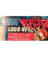 NBA Logo Replacement Basketball Net (Indoor/Outdoor Use) - $7.99