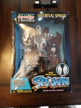 Medieval Spawn Super Size Figure - Mc Farlane Toys Ultra Action Fig - 1997 - $69.30