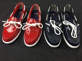 Cole Haan Women's Nantucket Camp MOC  Patent Leather Shoes - $19.99