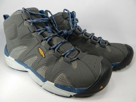 Keen San Antonio Mid Sz 12 2E WIDE EU 46 Men's Aluminum Toe Work Shoes 1018648EE