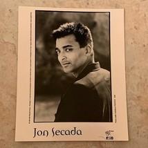 Jon Secada photograph photo 10X8 picture john daniela federici 1994 emi ... - $16.78