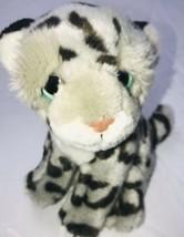 "Wild Republic Snow Leopard 8"" Plush Stuffed Animal - $14.94"