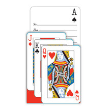 Card Night Invitation Cards/Case of 48 - €30,80 EUR